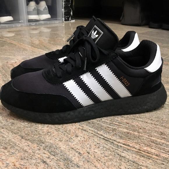 Adidas I-5923 Boost Black Boost (CQ2490) Size 10.5
